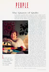 The Queen of Quilts
