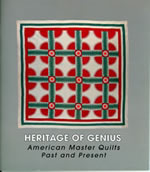 View materials in 'A Heritage of Genius: American Master Quilts Past and Present' project archive