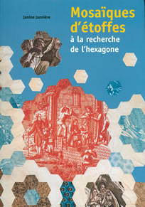 Mosaic Textiles: In Search of the Hexagon, catalogue cover
