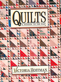 'Quilts: A Window to the Past' Catalogue Cover