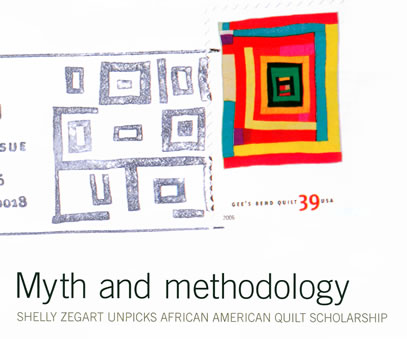 'Myth and Methodology' - Article Title Page