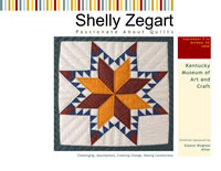 SHELLY ZEGART: Passionate about Quilts