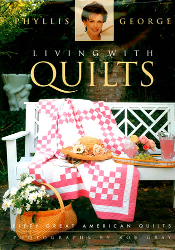 Cover: Living with Quilts